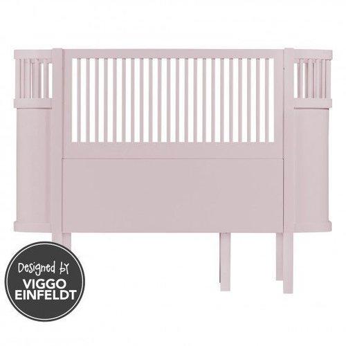 Sebra Sebra bed pink wood