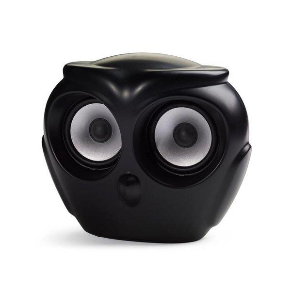 aOwl bluetooth speaker zwart