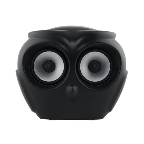 Kreafunk aOwl bluetooth speaker black