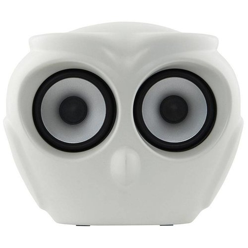 Kreafunk aOwl bluetooth speaker white