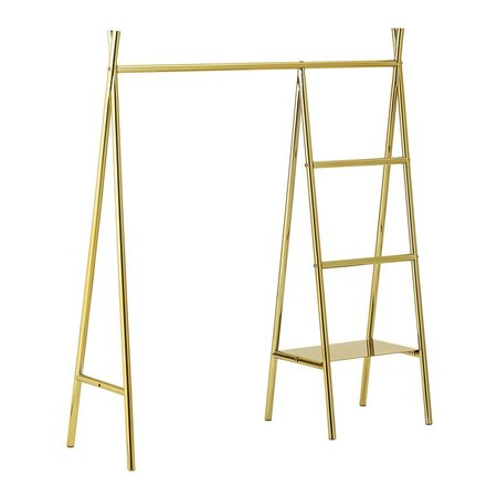 Bloomingville Mini Clothes Rack Gold