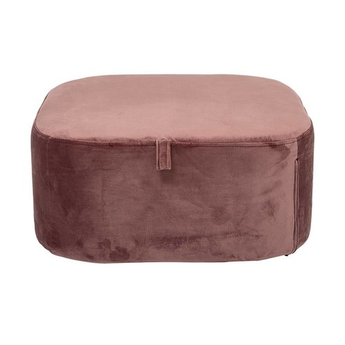 Bloomingville Mini Pouf rose