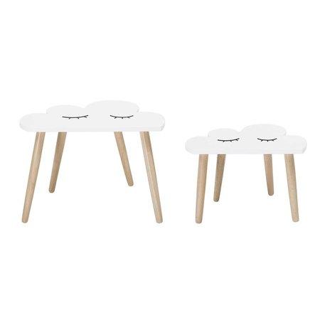 Bloomingville Mini Table White