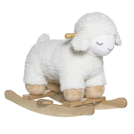 Bloomingville Mini Rocking Toy White