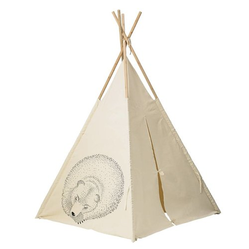 Bloomingville Mini Kinder Tipi nature