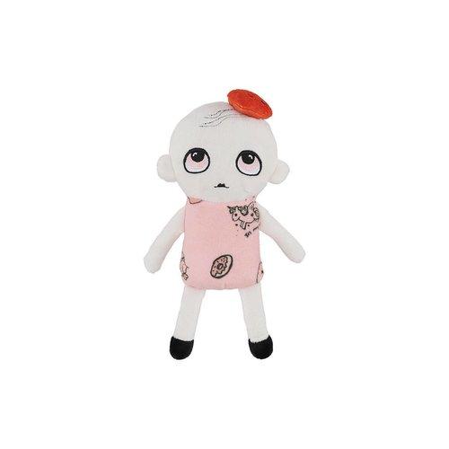 Soft Gallery Baby Kawai Peach Beige knuffel