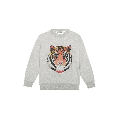 Soft Gallery Chaz light Sweatshirt Tigerart trui