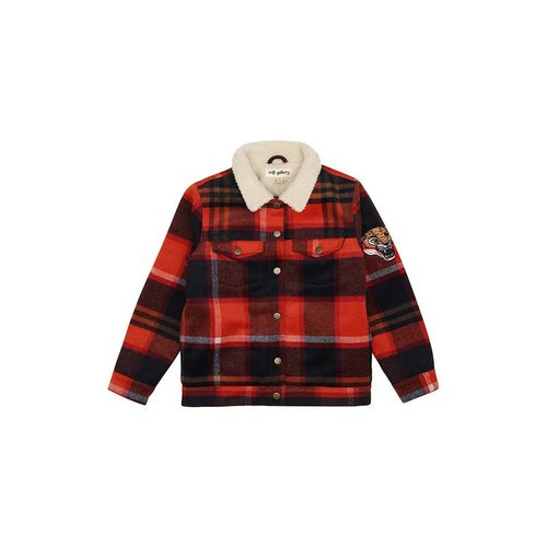 Soft Gallery Bayou Kaclet Check Wool