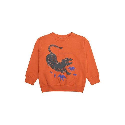Soft Gallery Baptiste Sweatshirt Tora Pumpkin