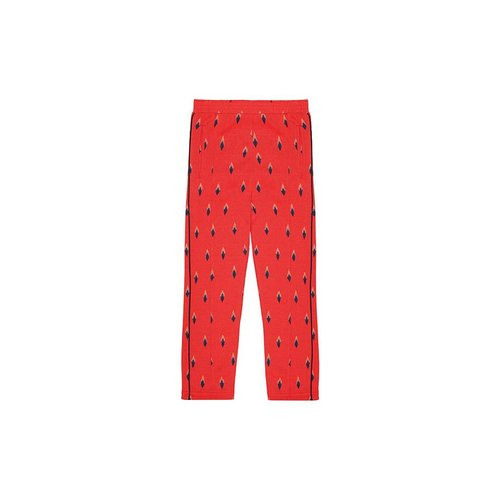 Soft Gallery Arwen Pants Arrowtips Mars Red broek