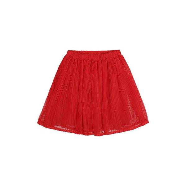 Mandy Skirt Mars Red