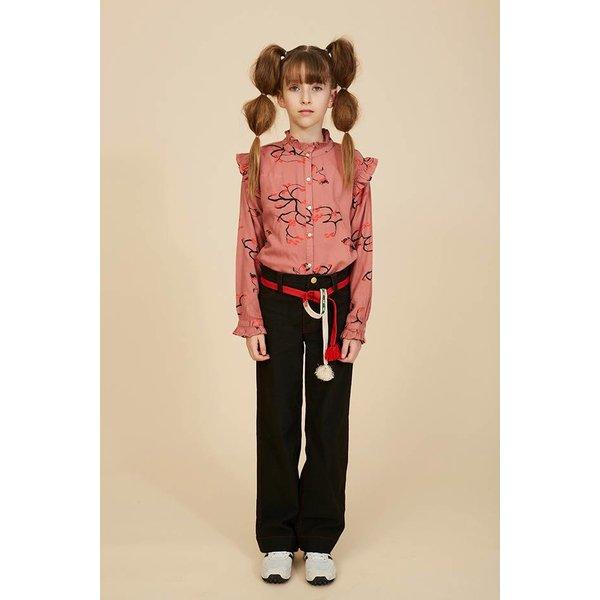 Tilde Shirt Sakura Old Rose blouse