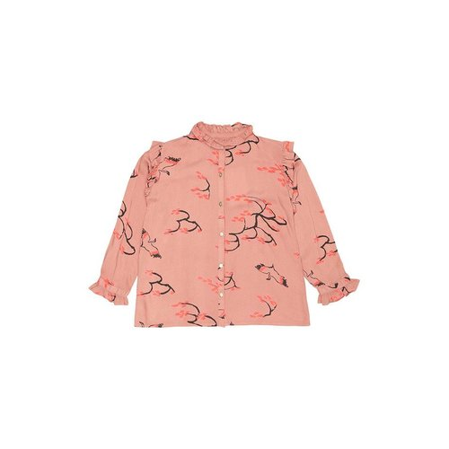 Soft Gallery Tilde Shirt Sakura Old Rose blouse