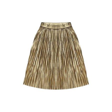 Soft Gallery Mandy Skirt Black Gold