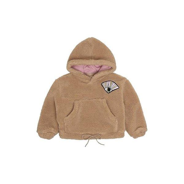 Bogie Hoodie Eyefan P Teddy Camel