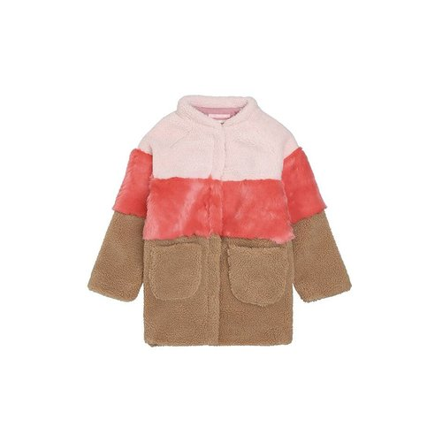 Soft Gallery Berlyn Jacket Coral Neon jas