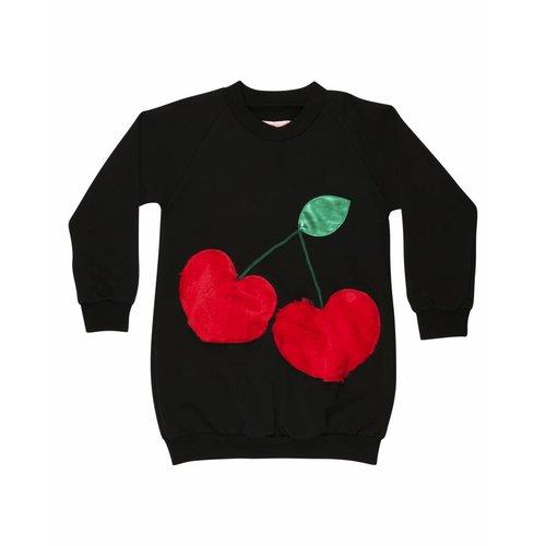 BANGBANG Copenhagen Cherry Heart jurk