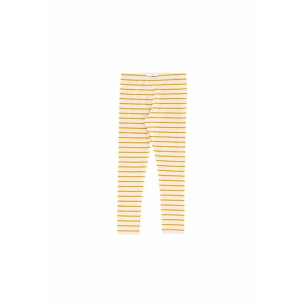 Small Stripes pant beige/mustard legging
