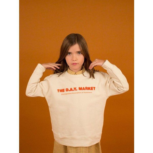 The Day Market Graphic Sweatshirt