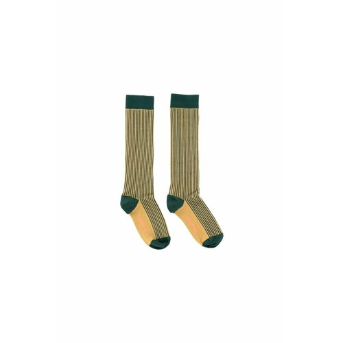 Tinycottons Multi Lines High Socks kniesokken