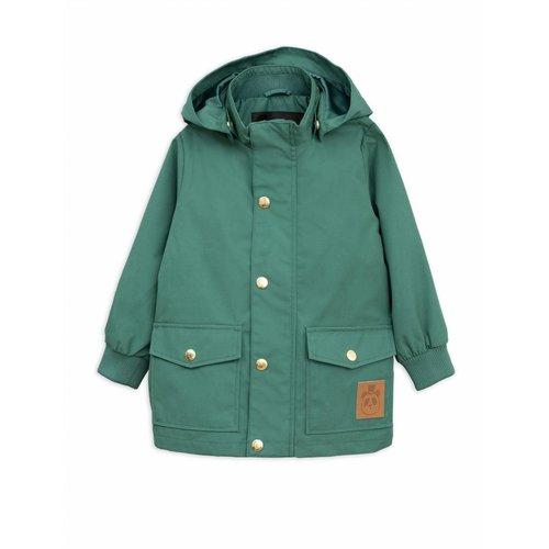 Mini Rodini Pico Jacket Green jas