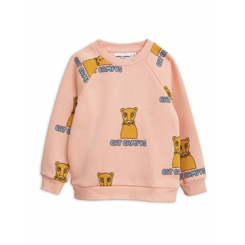 Mini Rodini Cat Campus Sweatshirt trui