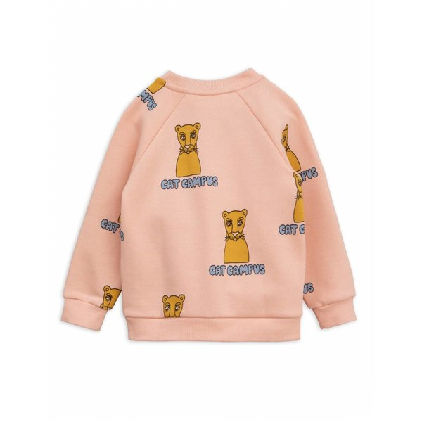 Cat Campus Sweatshirt trui