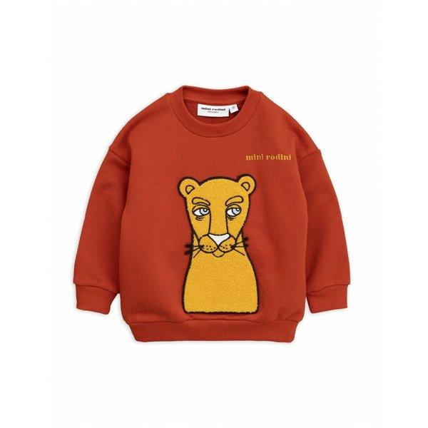 Cat Patch Sweatshirt