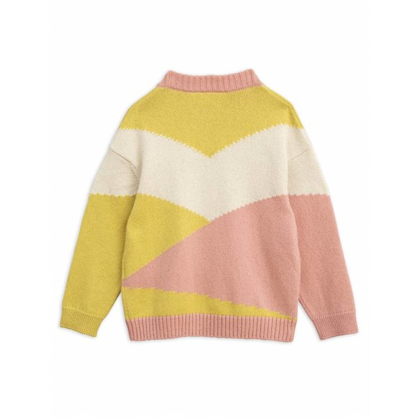 Panda Knitted Wool Pullover trui