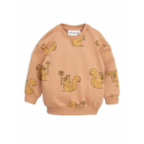 Mini Rodini Squirrel Sweatshirt trui