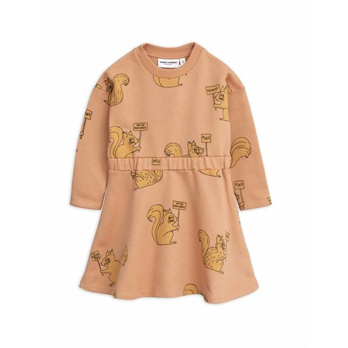 Mini Rodini Squirrel Dress jurk