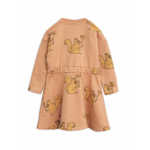 Squirrel Dress jurk