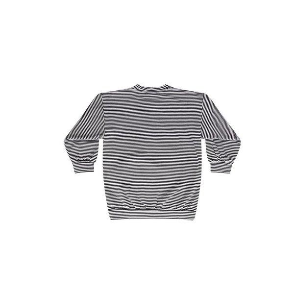 Sweater B/W Stripes