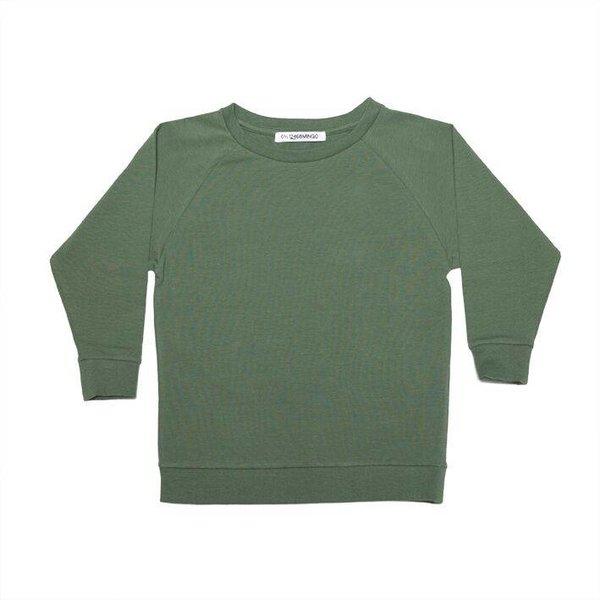 Long Sleeve Duck Green