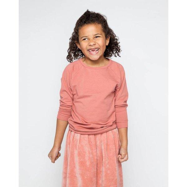 Velvet Skirt Raspberry