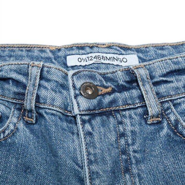 Mum Jeans Blue