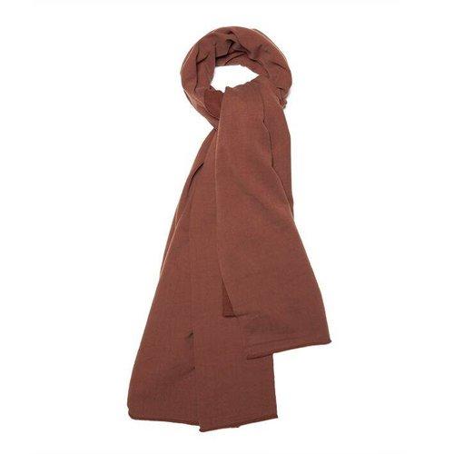 MINGO Scarf Brunette sjaal