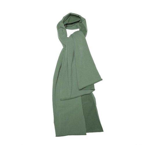 MINGO Scarf Duck Green sjaal