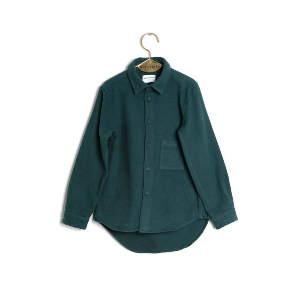 Rui Green Shirt