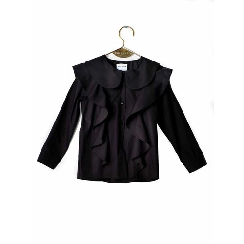 Wolf & Rita Rebeca Black Blouse