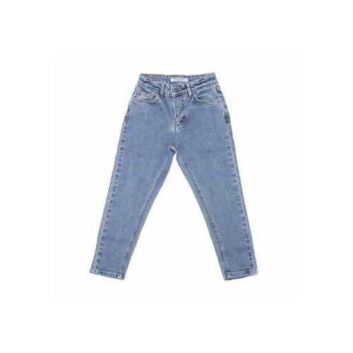 MINGO Mum Jeans Blue