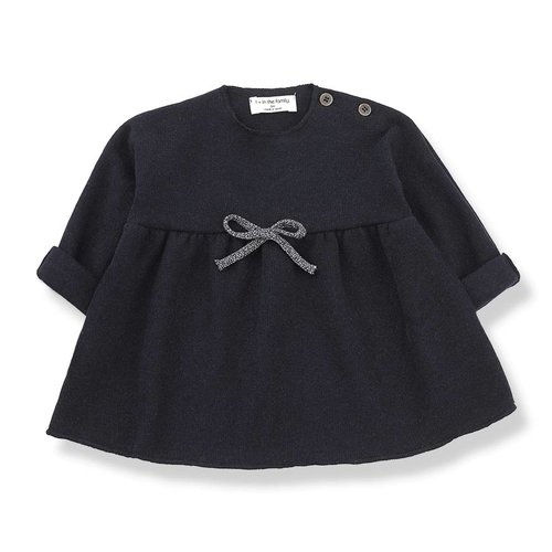 1+ in the Family Estela Dress Blue