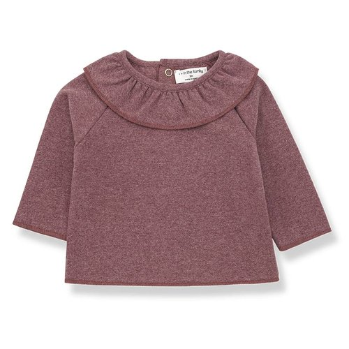 1+ in the Family Clementina Blouse Pruna