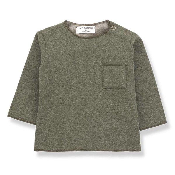 Oriol T-shirt Khaki