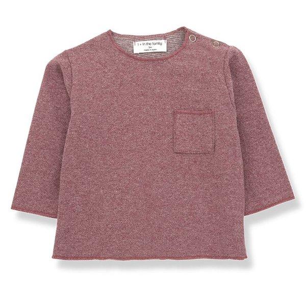 Oriol T-shirt Pruna
