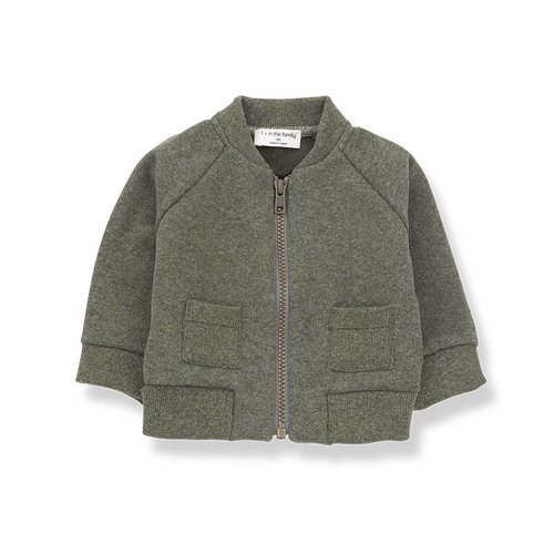 1+ in the Family Robin Jacket Khaki