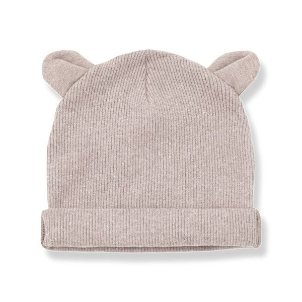 Abel Bonnet Ears Rose beanie