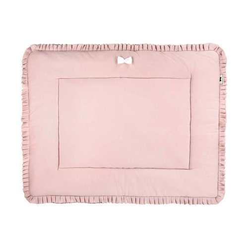 House of Jamie Playpen Mat Powder Pink + Stone