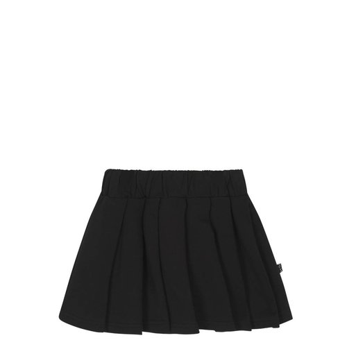 House of Jamie Pleated Skirt Black