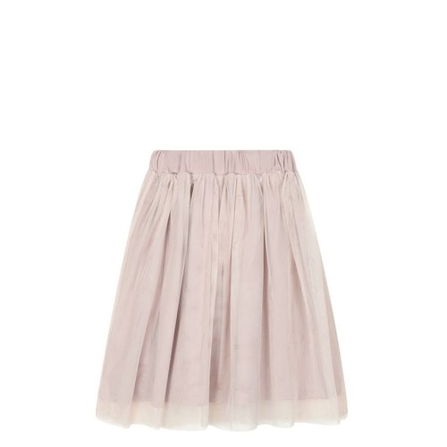 House of Jamie Long Tulle Skirt Powder Pink